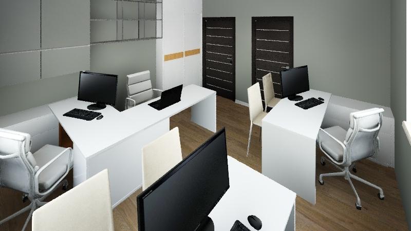 karerina kancearija Interior Design Render