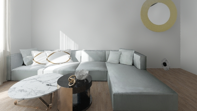 Komenskeho Interior Design Render