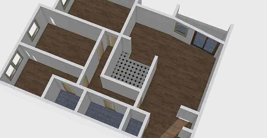 SINISA Interior Design Render