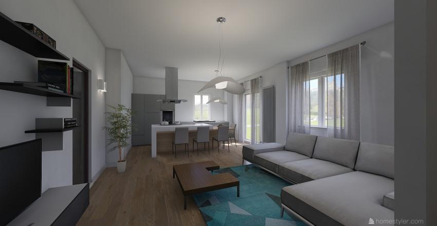 MORINO Interior Design Render