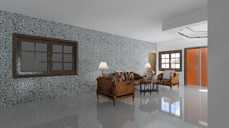 PPT CLIENT Sheik Fareed Opt 4 Interior Design Render