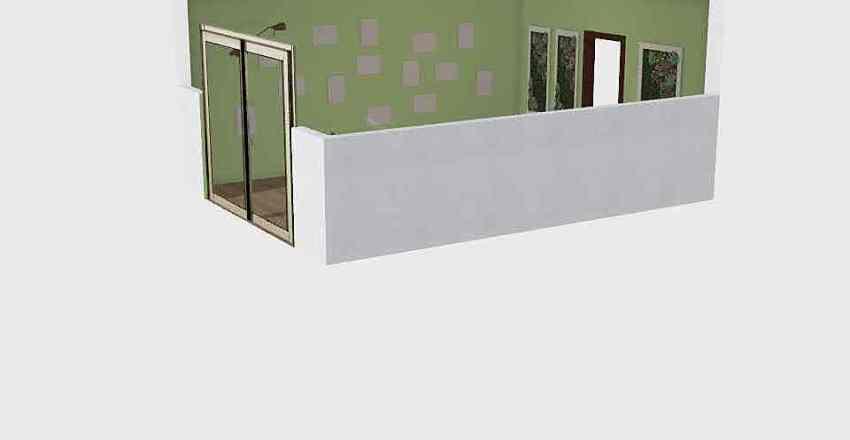 galeri Interior Design Render