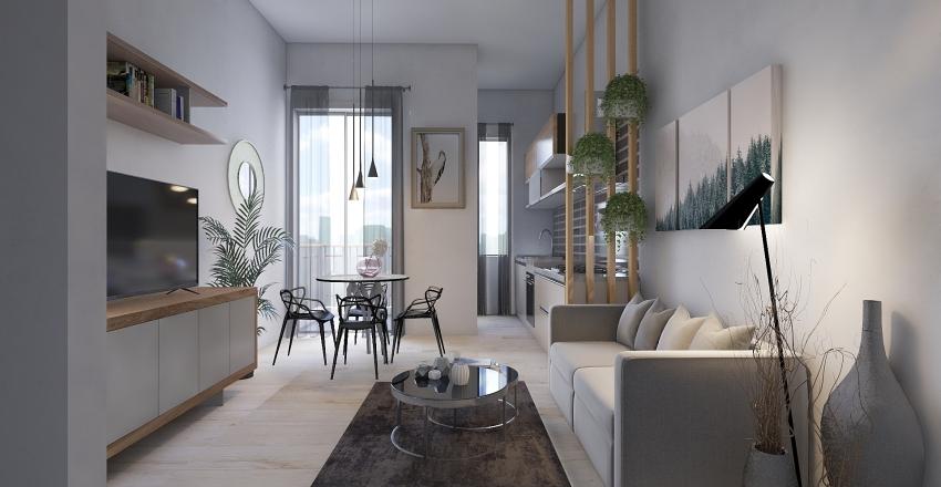 MIGALI Interior Design Render