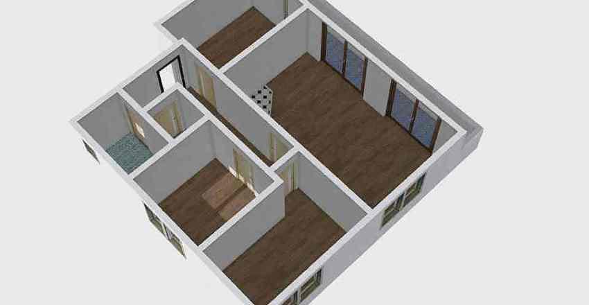 IGOR ST7 Interior Design Render
