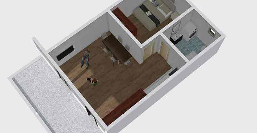 ST 4 Interior Design Render