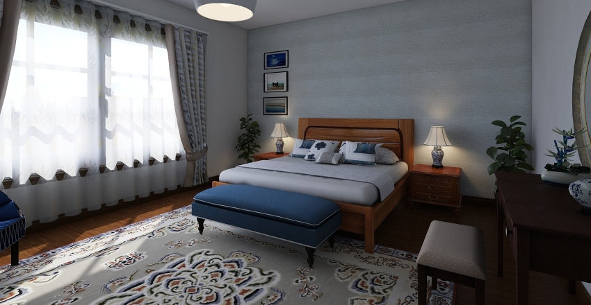 Mirella Interior Design Render