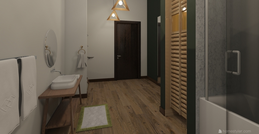 dgritzz beach house Interior Design Render