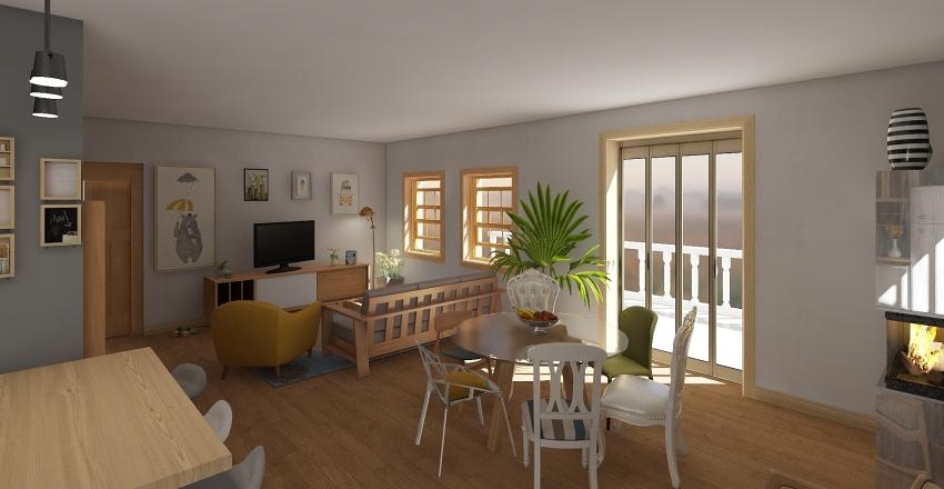 P.s.P Interior Design Render