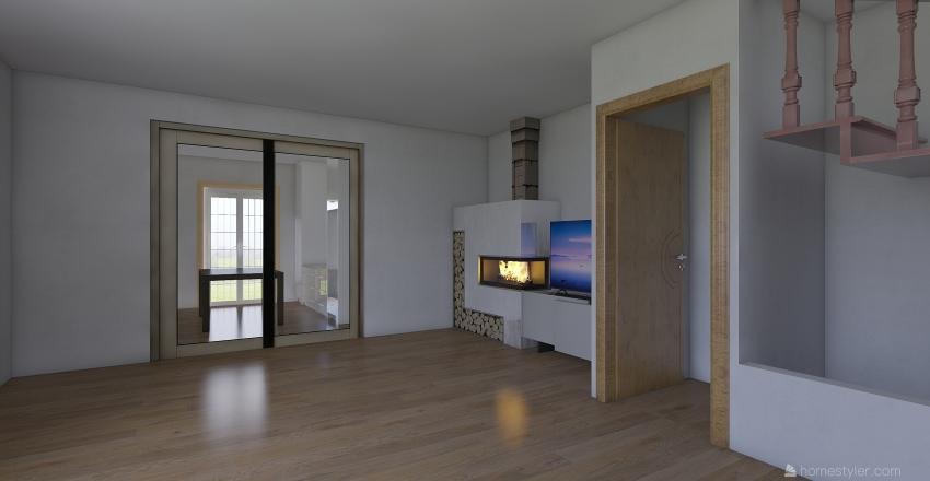 TT.5 SAMO Piano Terra.1 Interior Design Render