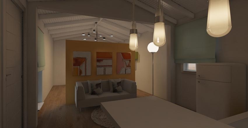 Borgo ticino Interior Design Render