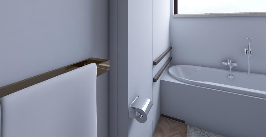 łazienka Interior Design Render