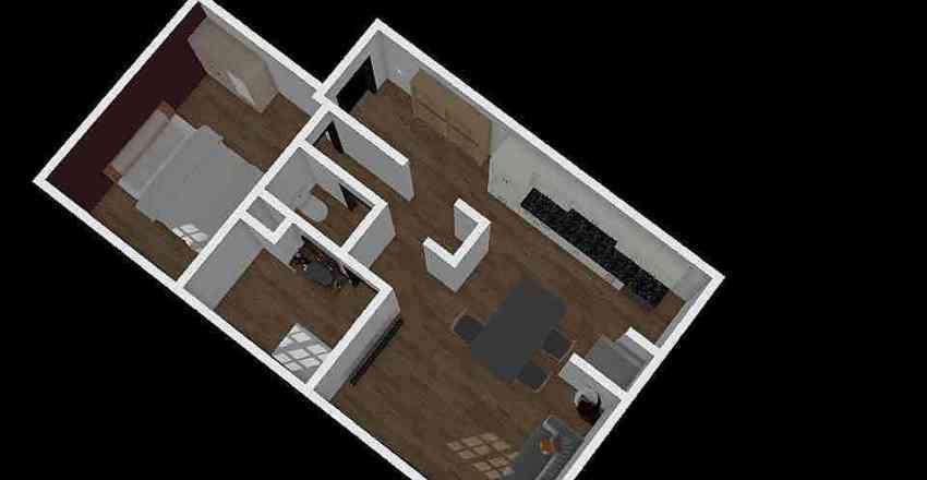 Gresswiller Interior Design Render