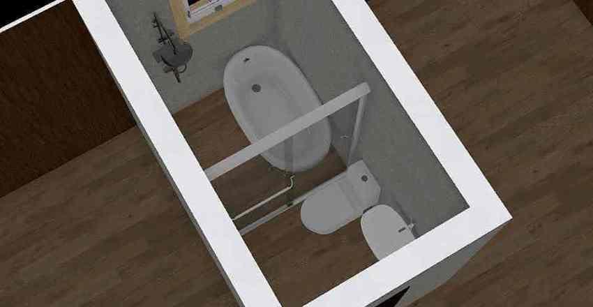 Ninho da Aguia 2.0 Interior Design Render