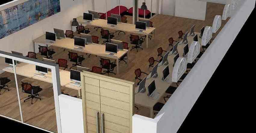 Point Interior Design Render