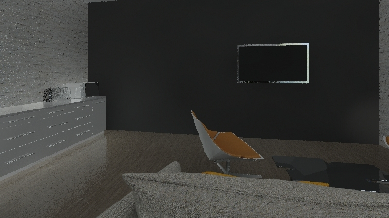 Dream Office Interior Design Render
