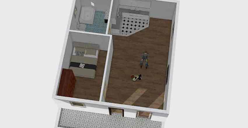 ST 6 Interior Design Render