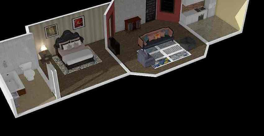 ESCENARIO Interior Design Render
