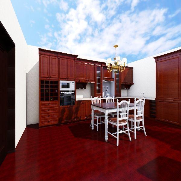 1era prueba Interior Design Render
