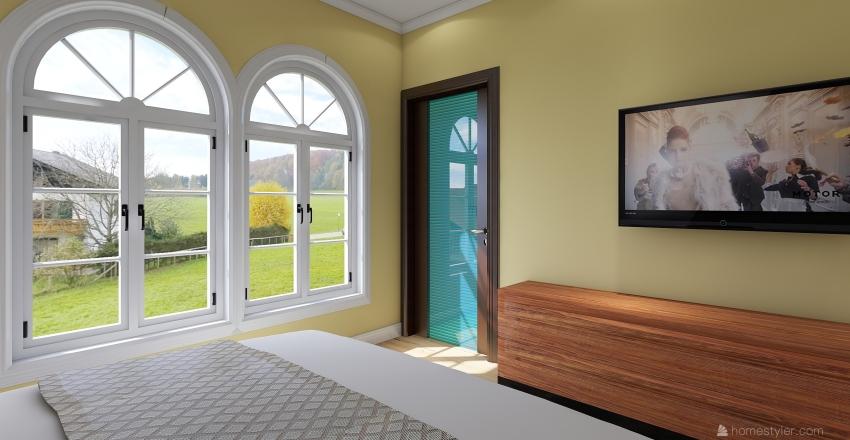 Vila verde Interior Design Render