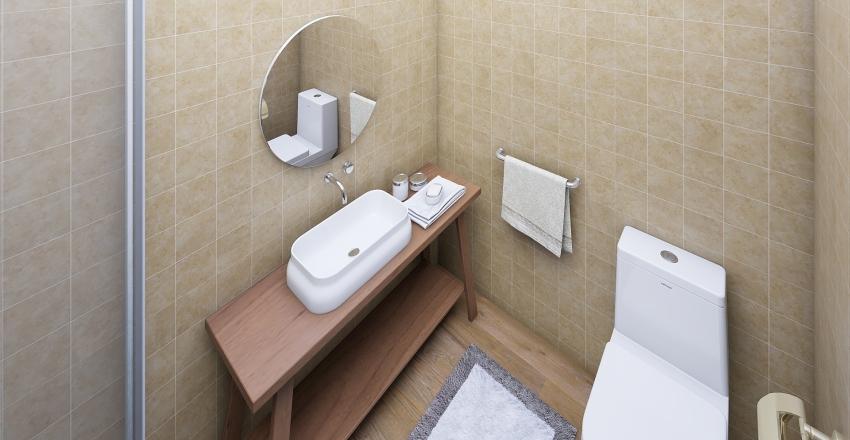 Leszka Czarnego 13 First Interior Design Render