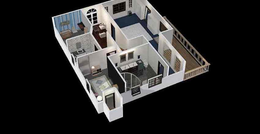 House design 2 Interior Design Render