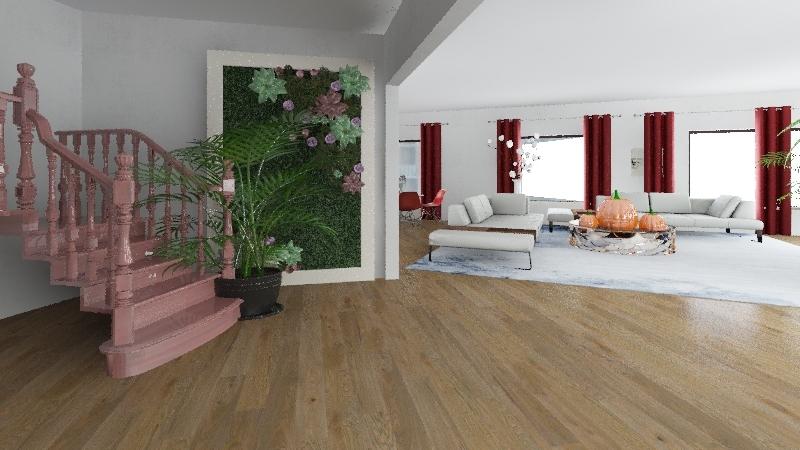 progetto 10 Interior Design Render