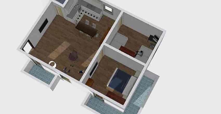 ST 18 Interior Design Render