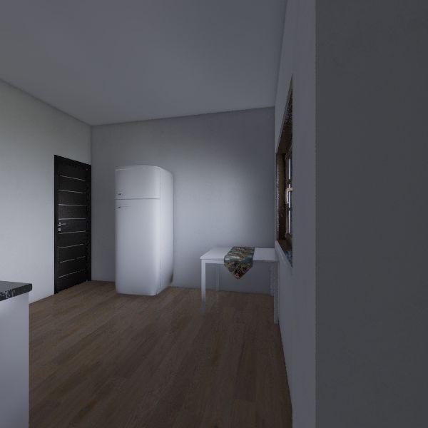 Matias Interior Design Render
