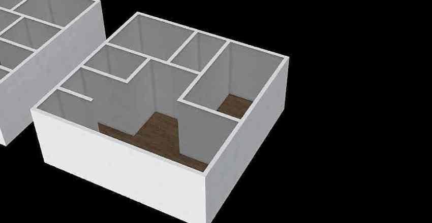 1 plano  Interior Design Render