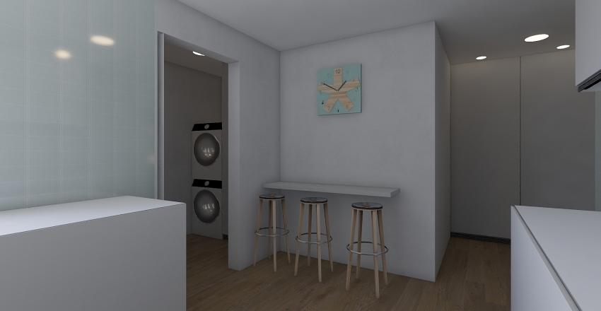 CARLOS Y ESTHER sergio 2.0 Interior Design Render