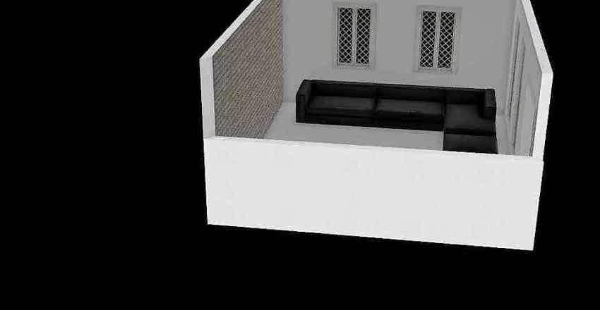 SALA ESTAR Interior Design Render