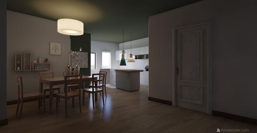 hurle Interior Design Render