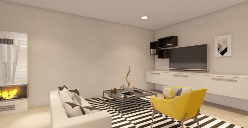 Project Interior Design Render