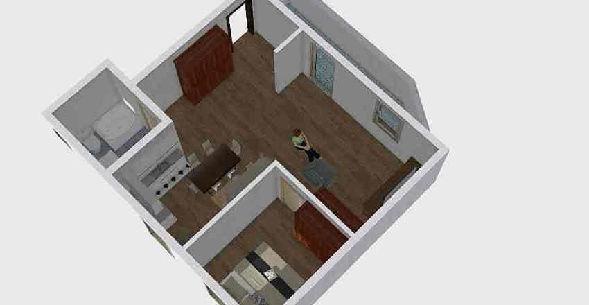 ST 17 Interior Design Render