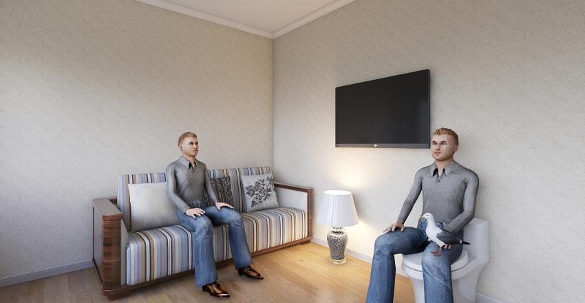 ДИЧЬ Interior Design Render