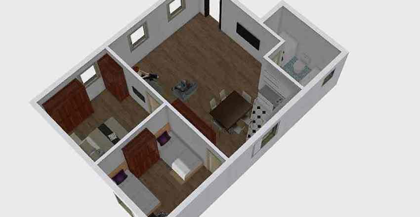 ST 8 Interior Design Render
