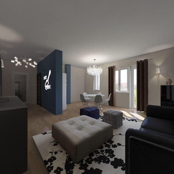Gaiano Via Risorgimento PT Interior Design Render