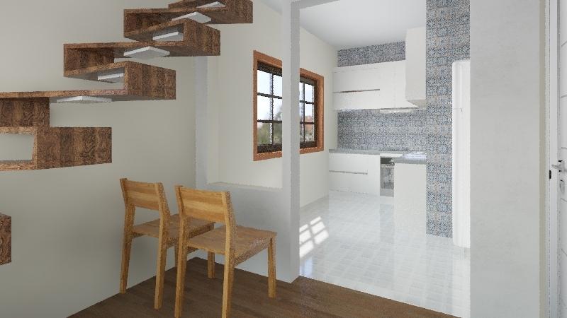 Bambuí Interior Design Render