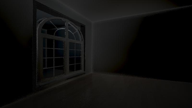 des Interior Design Render