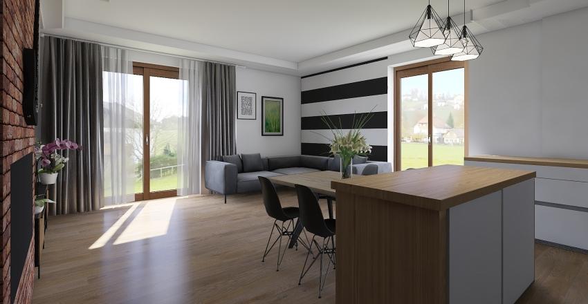zosia 7  Interior Design Render