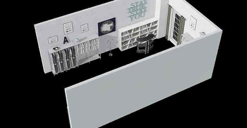 Магазин Interior Design Render