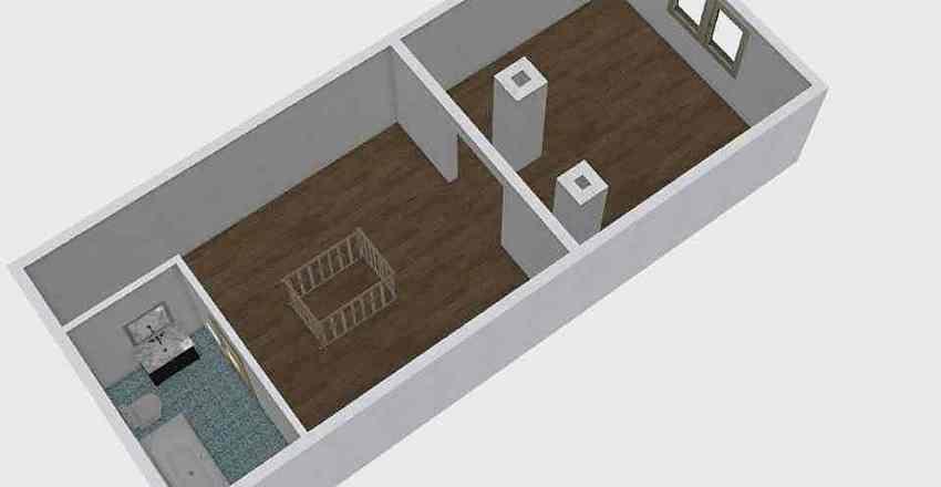 JASMINA 8. Interior Design Render