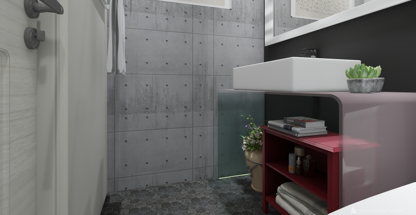 TB Haus Interior Design Render