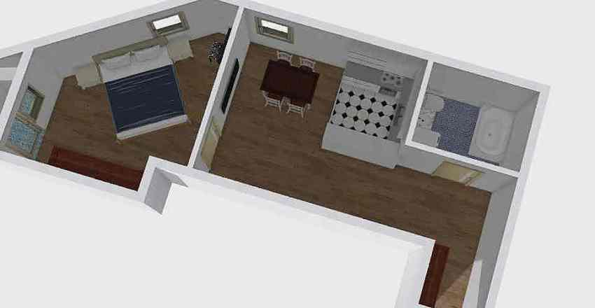 jasmina 1 Interior Design Render