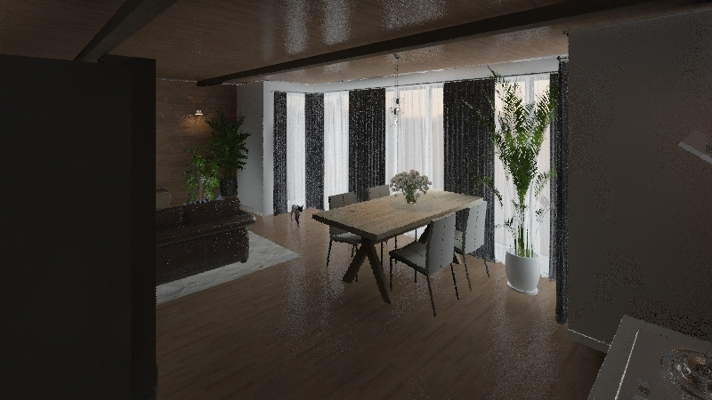 dfef Interior Design Render