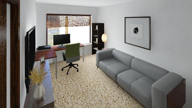 Olga Interior Design Render