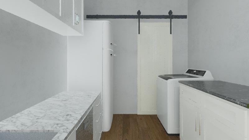 White Water II Interior Design Render