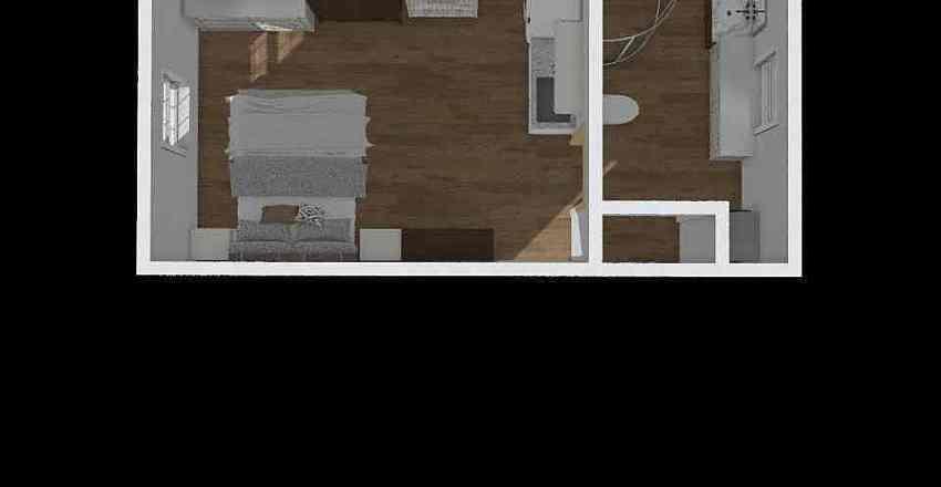 moms shed home 4 Interior Design Render