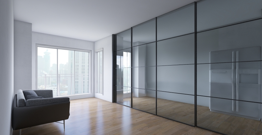 BilboBarria Plano mod Interior Design Render