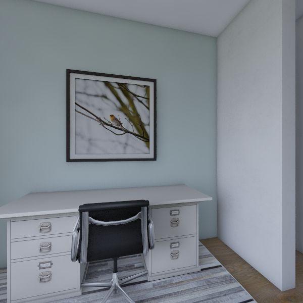 Chris apt 1 Interior Design Render